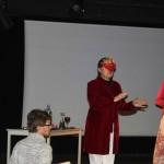 Montserrat Gascon : Reine du péricarde libre ! dans la joie et la bonne humeur !!